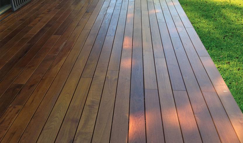 Dřevěné terasy REAL DECK